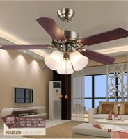 Wholesale ceiling fan and light SHD52 C5L with CE hot sell in Europe and Africa