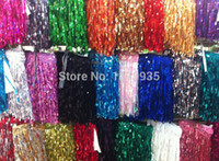 belly dance yard - yards Sequin Trimming Lace Stage Clothes Accessories tassel fringe For Diy Belly Dance Dress