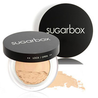 Wholesale Suger Box New Makeup Mixed color Natural Face Concealer Foundation in Cosmetics Palette Make up set