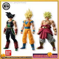 bandai figure - quot Dragon Ball Z quot Genuine Original BANDAI SHOKUGAN SHODO Action Figure Full Set Piece Goku Brory