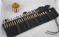 best leather products - Best selling products new Professional Brush Pieces leather Pouch GIFT