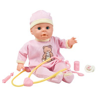 Cheap Sample Order 45cm Reborn Baby Dolls Silicone Reborn Dolls Doctor Kids Toys Christmas Gift For Kids S30269