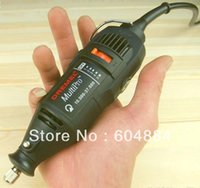 Wholesale 2015newGuaranteed New Black Deremel Mini mill Grinding Machine Engraving Pen Electric Drill DIY Dirlls