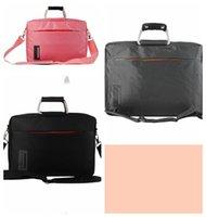 Wholesale LJJG114 High Quality Inch Laptop Bag England Preppy Single Shoulder Bag Black PInk Silver Colors