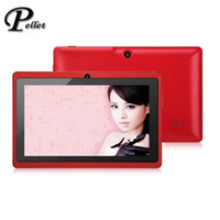 pc tablet - Ship form USA Q88 quot Android Tablet A23 Dual Core Tablet PC GB MB Capacitive WIFI Dual Camera inch Tablets PC