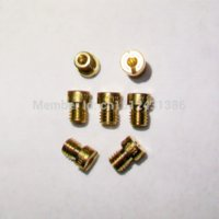 Wholesale main jet amp Keihin carburetor CVK PE PZ main injectors Nozzle CB CG GY6 motorcycle engine applicable