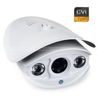 Wholesale HD CVI Security Bullet Camera CVI P MP Array IR LEDs mm Lens