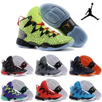 Cheap Nike Men's Air Jordan 28 Generation Basketball Shoes AJ28 Cheap Good Quality Sports Shoes Outdoor Discount Basketball Shoes Free Shippi