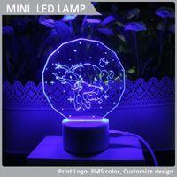 aries star - VLL Aries usb night light lamp Horoscope LED Night Light Lamp New arrival decorative Light