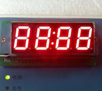 anode tube - Bit Common Anode Digital Tube inch Red LED Segment DIY Clock Digital Display