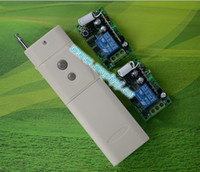 automatic door power - DC12V CH RF MHZ MHZ High power transmitter and receiver automatic sliding door opener