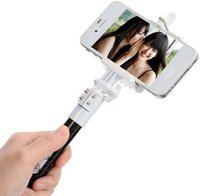 Cheap Free DHL Multi-function remote Bluetooth Selfie Stick Handheld Monopod With Tripods Holder For iPhone Samsung Smartphone Any Phone Camera