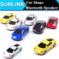 Cheap 2 car model bluetooth speaker Best For Mobile Phone MP3 Speaker bluetooth car speaker