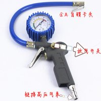 bicycle tire measurements - Psi Motorcycle Bicycle Auto Car Tyre Tire Air Pressure Gauge Meter Measurement Vehicle Tester with Inflating Gun
