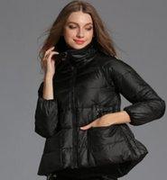 2015 mujeres de la chaqueta de invierno nueva luz Europea de ultra temperamento femenino otoño capote un collar chaqueta tipo hembra capa corta mm