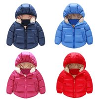 Wholesale SAMGAMI BABY children s winter jacket coat jacket fashion Boys girls cotton Outwear jacket Children s Down Coat