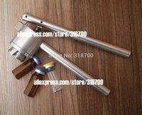 Wholesale mm stainless steel vial crimper tool for aluminum plastic cap sealing
