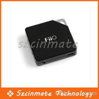 Wholesale FiiO E6 Headphones Tiny Amplifier Earphones Mini Amp for MP3 MP4 Player Black