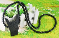 Wholesale Rosary Beads jewelry hip hop necklace jewelry necklace to map custom jewelry