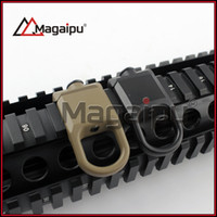 accessories for hunting - Hunting Accessories QD Steel Sling Mount Slings Buckle Plate Adapter Hook Attachment For mm Rail Rifles