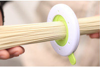 Wholesale New Adjustable Spaghetti Pasta Noodle Measure Home Portions Controller Limiter Tool cooking tools colher medidora TY701