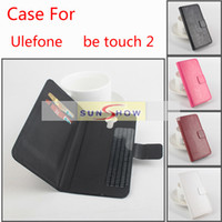 Wholesale 2015 Pure Colours Lovely Flip Leather Case For Ulefone Be Touch Smartphone Case For Ulefone Be Touch Left Right Colorful Case