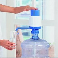Wholesale The second generation of hand pressure Bottled water dispenser sailor pressure type water fountain