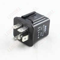 Wholesale Auto Sealed Pin V DC A Amp High Voltage Car lighting dimmer relay charge relay