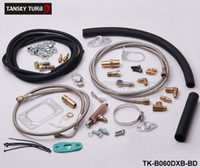 Wholesale Tansky Complete Turbo Oil Line Inlet Drain Return Kit T3T4 T3 T4 T70 T04S T04Z T4E TK B060DXB BD
