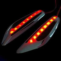 Wholesale Universal Auto Car LED Side Lights Steering Light Fender Side Lamp Marker Turn Signal Lights off