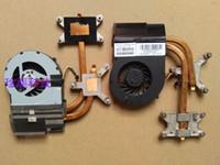 Wholesale 622033 cooler for HP pavilion DV6 DV7 DV7 DV6 cooling heatsink with fan radiator
