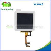 Wholesale 10 For Apple iPod nano th G LCD Display With DHL monthes guarantee
