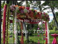 Wholesale highest quality K9 Crystal Octagon Beads curtain Clear Two hole wedding decoration