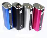 Wholesale Eleaf iStick w W W W Mod iStick mah mAh VV VW Electronic Cigarette Battery With OLED Screen Eleaf iStick W