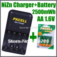 aa recharger - Ni Zn Rechargeable Battery Charger Pcs1 V AA mWh Ni Zn Rechargeable Battery recharger battery rechargeable alkaline aa batte