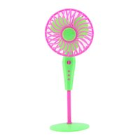 doll furniture - New Plastic Floor Tower Fan For Doll s House Doll house Furniture for Dolls Dolls Home Garden