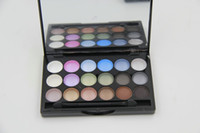 palette 18 color - 1piece Brand makeup MC color Professional powder eye shadow palette diff color eyeshadow Dropship