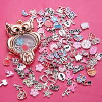 Cheap Floating Charm Locket Best DIY Necklace Jewelry