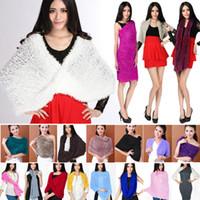 poncho shawl - New Arrivals Fashion Women Girls Magic Warm Scarf Scarves Multiple Style Soft Shawl Neck Warmer Wrap Cardigan fx204