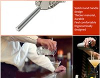 Wholesale Set Stainless Steel Cocktail Shaker Jigger Mixer Bar Drink order lt no track