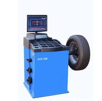 automatic balancing machine - Automatic car balancing machine Car tire balancing balancing machines tire balancing machine AOS268