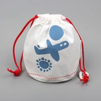 Wholesale high quality cm cm string package bags event party supplies gift graps sack wedding gift favor gift bag