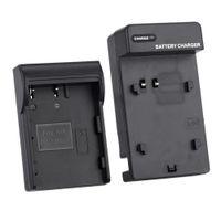 Wholesale EN EL3 portable Charger Adapter for Nikon EN EL3 EN EL3a EN EL3e D100 D200 D300 D50 D70 D80 D90 camera charger US PLUG