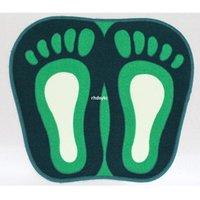 Big feet - 10pcs rugs carpet Factory direct home essential fine coral velvet latest big feet slip mat mats