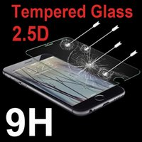 Wholesale 2 D H Tempered Glass Ultra Thin Screen Protector for iPhone6 iPhone Plus S S C Samsung S4 S5 S6 Edge Note watch iwatch
