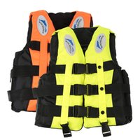 best life vest - New Arrival High end The Best Price Sport Survival Swimming Polyester Foam Life Jacket Vest Whistle Foam Prevention Flood S