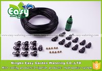 cooling fog nozzle - 10pcs nozzles Outdoor cooling system fog misting system patio cooling mistscaping Shade cooling