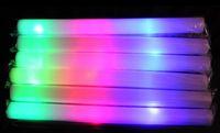 big christmas lights - New Sponge Glow Stick Colourful Stick LED foam stick foam light sticks glow sticks concert tuba STICK sponge sticks