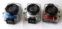 Wholesale New Sports DVR Helmet Waterproof Camera HD Action Camera Sport Outdoor mini Camcorder hot dv digital video camera