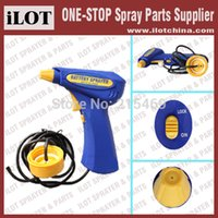 battery operated sprayers - iLOT plastic high quality battery operated trigger Sprayer mini electriic sprayer for Garden and Home use
